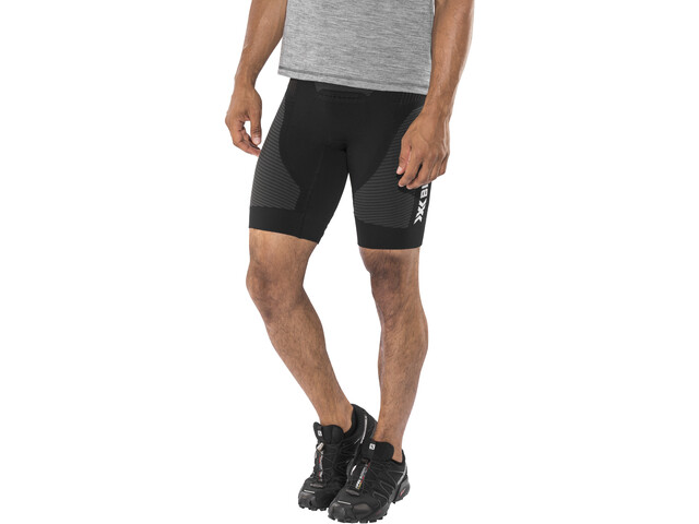 X-Bionic Running Speed EVO OW Short Pants Herrer, black/anthracite